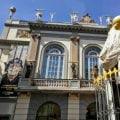 西班牙-菲格雷斯達利劇院博物館 Dali Museum (Museo Teatro), Figueres